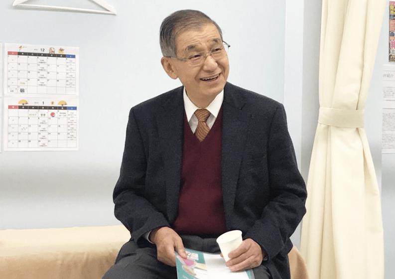 京都大学名誉教授人見滋樹先生